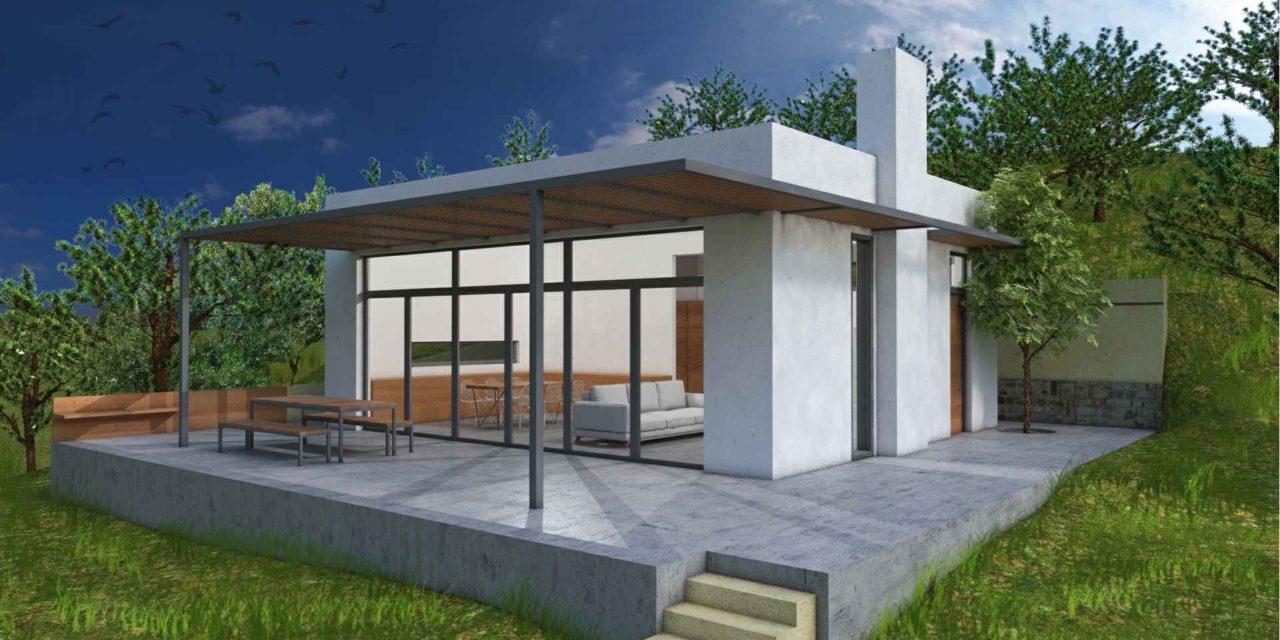 Det bliver byggefirmaet Ilios, der skal bygge huset