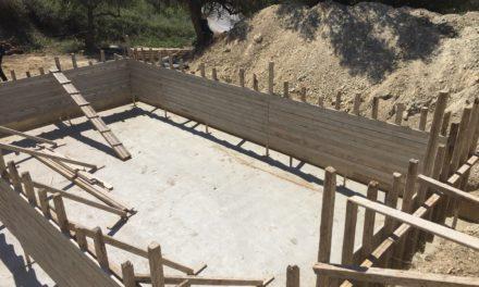 Fundamentopbygning